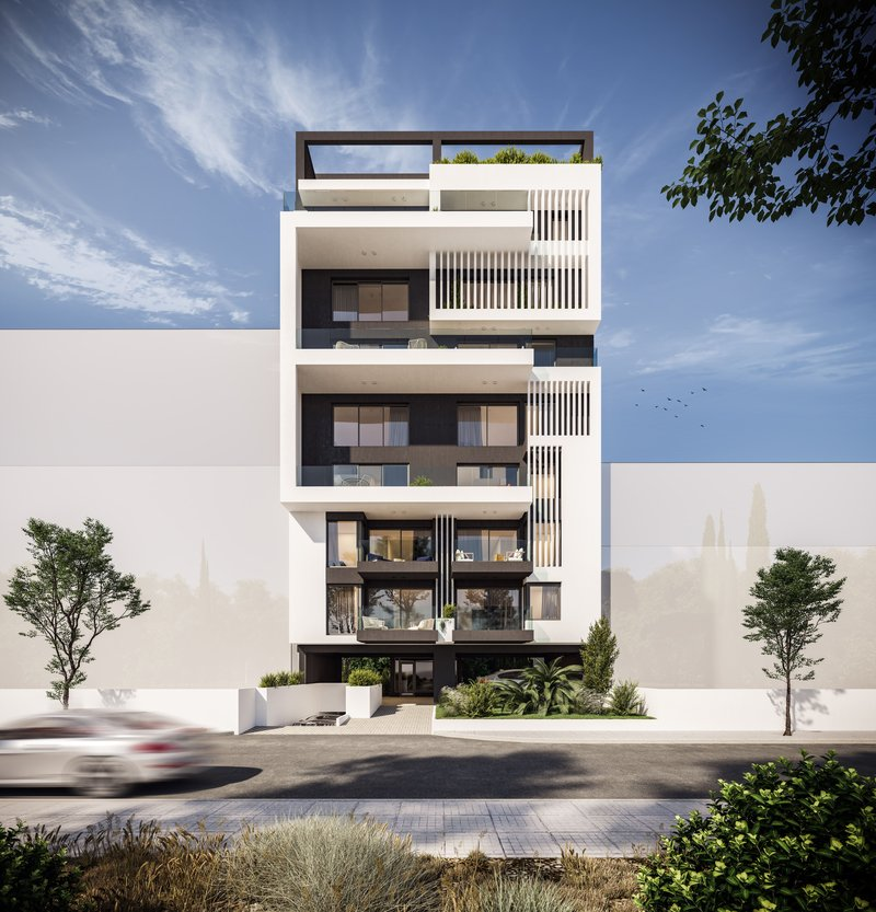 Project Riviera Residence II- Athens Riviera Photo