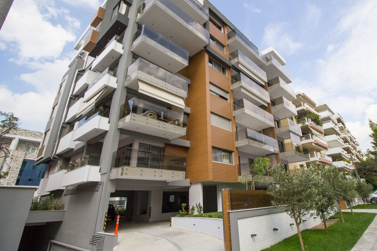 Project Glyfada Residence - Apartment Complex for Sale Photo