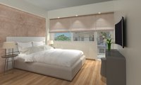 Project Lycabettus Hill Luxury Flats Development Photo