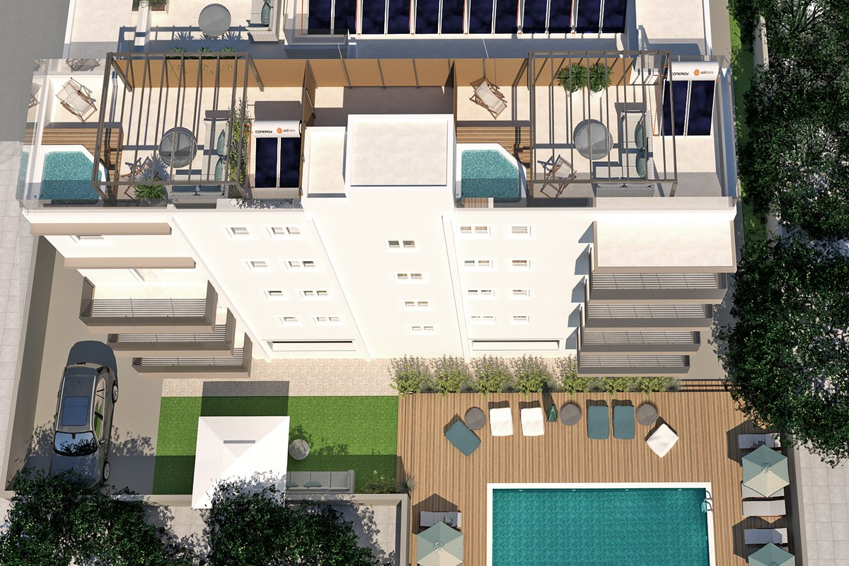 Project Glyfada Elite - Luxury Beach House Project Photo
